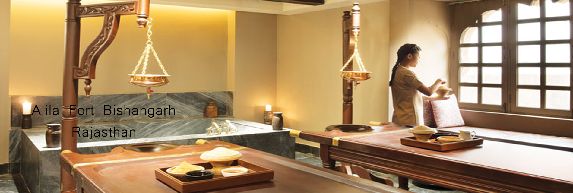 SPA AND SALON EXPERIENCE